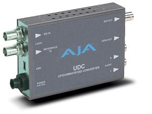 画像1: AJA Video Systems/エージェーエー 10bit アップ・ダウン・クロスコンバーター (1)