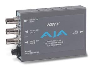 画像1: AJA Video Systems/エージェーエー SDI/HD-SDI → アナログ ビデオ・オーディオコンバータ (1)