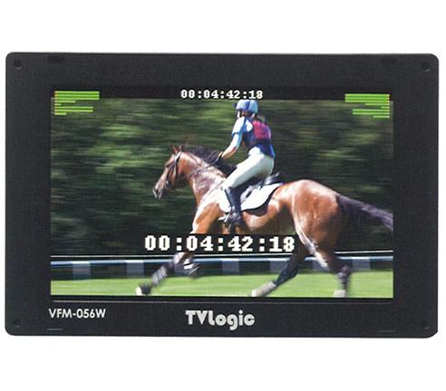 画像1: TVlogic  5.6インチ  フィールド・ビューファインダー用小型モニター (1)