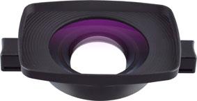 画像1: Raynox/レイノックス  0.3倍セミ・フィッシュアイ(超広角)レンズ (1)