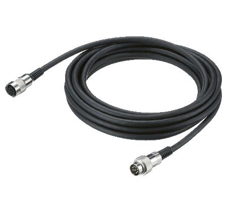 画像1: Libec リーベック コントロールケーブル(パン&ティルト、LANC*、モニター)CABLE500 (1)