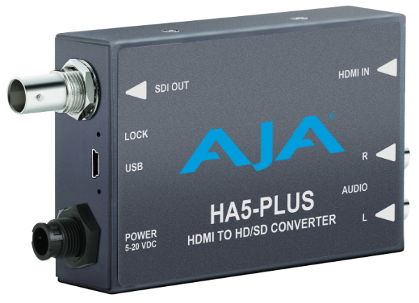 画像1: AJA Video Systems/エージェーエー HDMI と SDI を簡単に統合 (1)