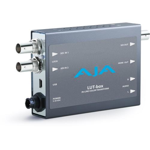 画像1: AJA Video Systems/エージェーエー インライン カラー変換 (1)