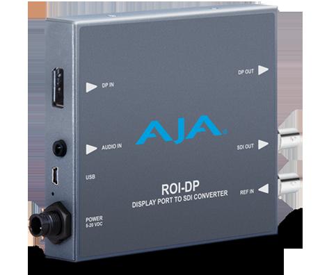 画像1: AJA Video Systems/エージェーエー  (1)