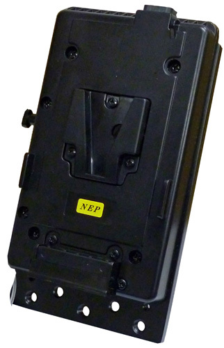 画像1: NEP エヌイーピー Vマウントプレート PV-CHEP1 チーズプレート付Vプレート (1)