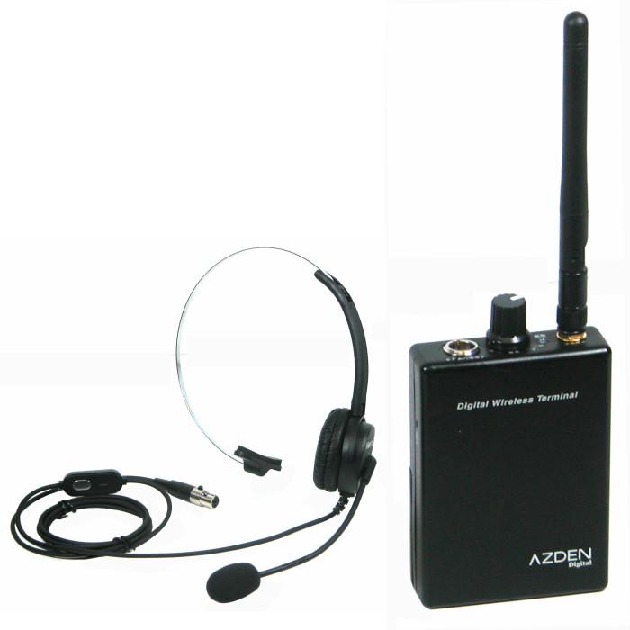 画像1: AZDENアツデン AZD-201TR送受信機  2.4GHz Digital ガイドシステム (1)