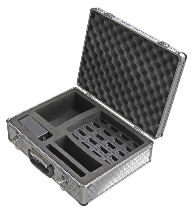 画像1: AZDENアツデン AZD-201C 受信機用20連充電器 2.4GHz Digital ガイドシステム (1)
