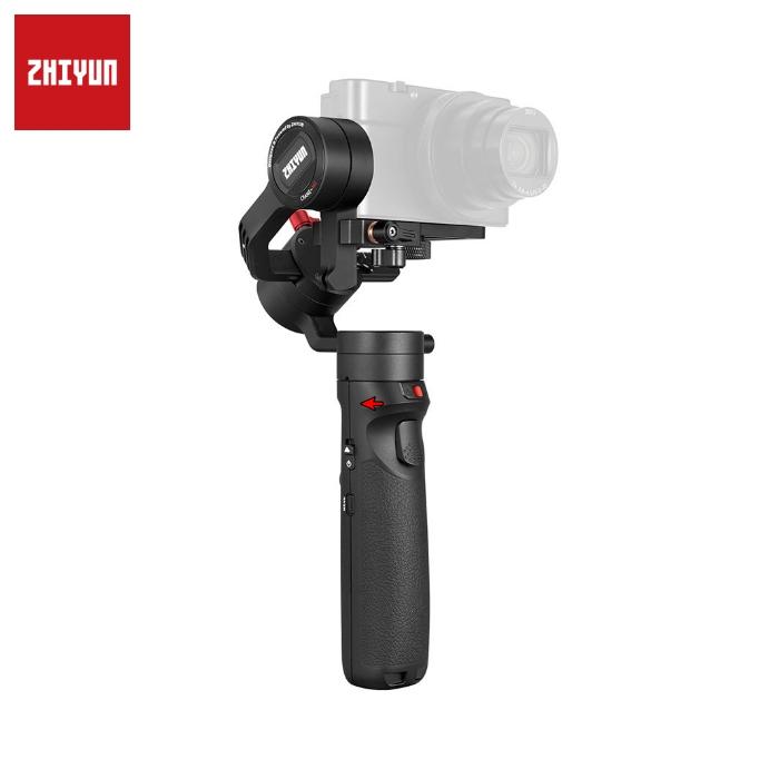 画像1: ZHIYUN / ジーウン CRANE M2 スマートフォン ミラーレス コンデジ 対応 ジンバル 電動スタビライザー (1)