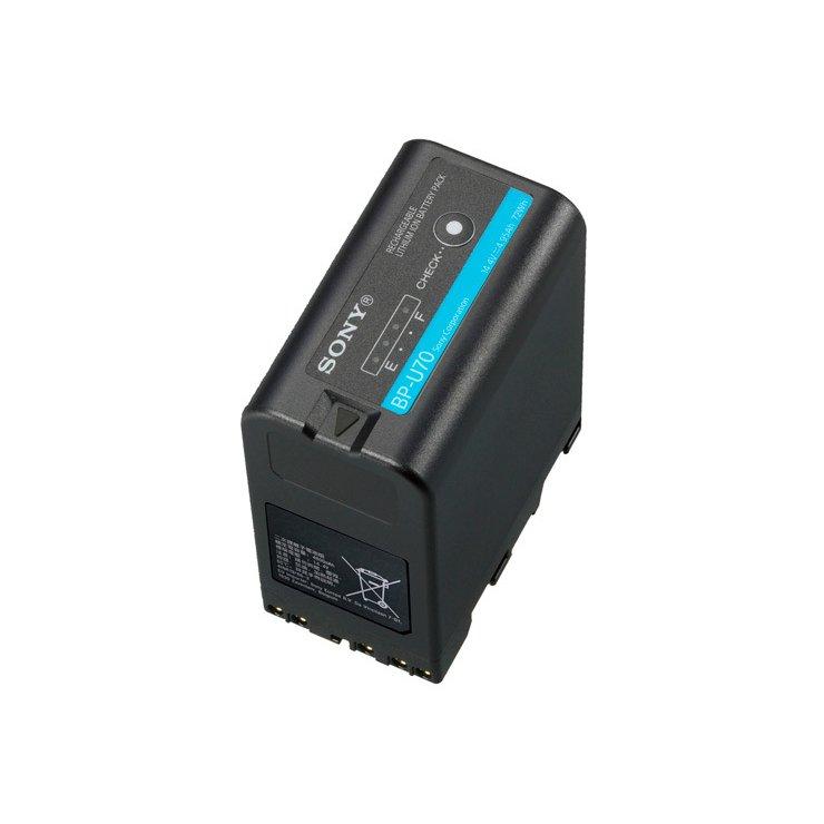 画像1: SONY/ソニー XDCAMハンディカムコーダー用リチウムイオンバッテリー (1)