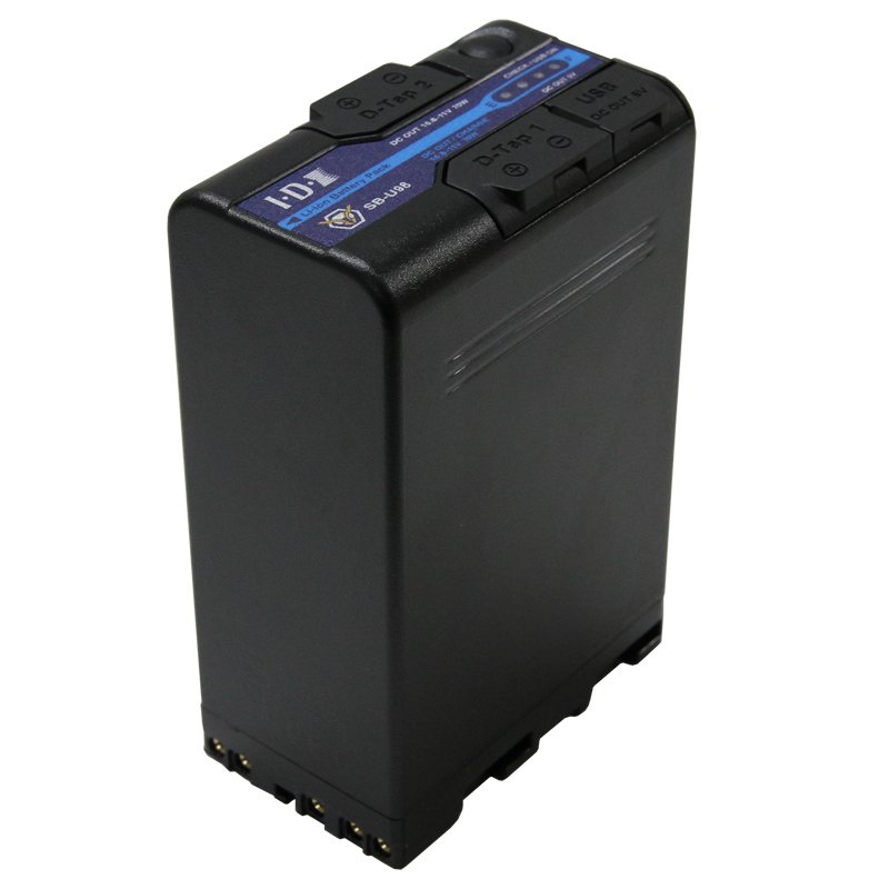 画像1: IDX/アイディエクス SB-U98 SONY製対応 BP-U 14.4Vタイプリチウムイオンバッテリー 国内正規品 (1)