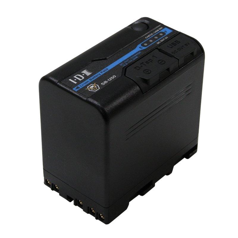 画像1: IDX/アイディエクス SB-U50 SONY製対応 BP-U 14.4Vタイプリチウムイオンバッテリー 国内正規品 (1)