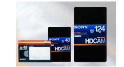 画像1: SONY/ソニー HDCAM ラージカセット124分 10本セット (1)
