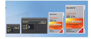 画像1: SONY/ソニー  HDVテープ・64分・スタンダードサイズ 10本セット (1)